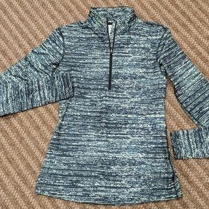 Nike Dri Fit  1/4 Zip Pullover Size Medium